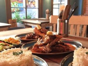 Franggo, piri-piri chicken shop in de Pijp