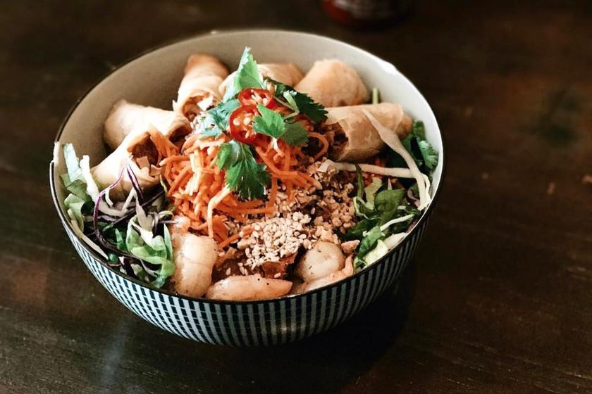 FRNZY Vietnamese street food restaurant, de Pijp