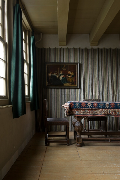 Dayroom at Museum Ons' Lieve Heer op Solder / Museum Our Lord in the Attic, Amsterdam
